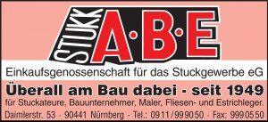 Stuck ABE - Einkaufsgenossenschaft für das Stuckgewerbe eG