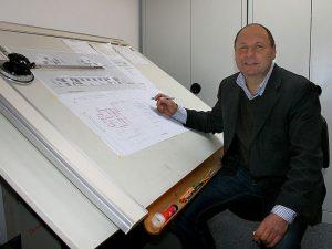 Geschäftsführer Frank Wittmann, Dipl.-Ing. (FH) Architektur