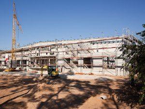 Neubau Logistikzentrum mit Bürogebäude