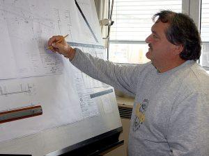 Herr Willi Wechsler - Bautechniker