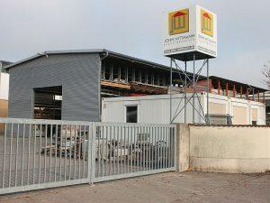Bauunternehmen mit Geschichte - John Wittmann GmbH in Roth