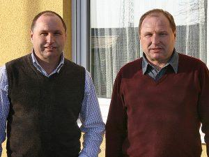Geschäftsführer des Bauunternehmens John Wittmann in Roth